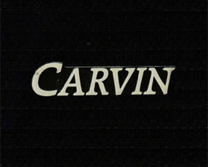 carvinxv impulse response